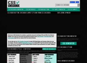 csscheckbox.com
