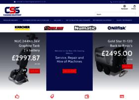 csscleaningequipment.co.uk