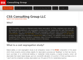 cssconsultinggroupllc.com