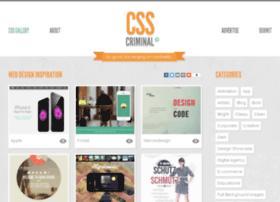 csscriminal.com