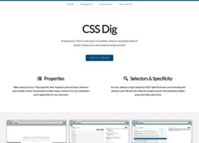 cssdig.com