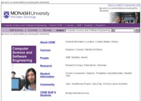 csse.monash.edu.au
