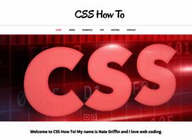 csshowto.com