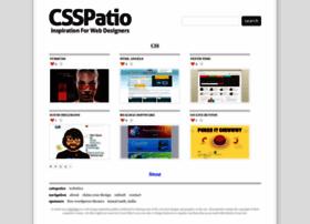 csspatio.com