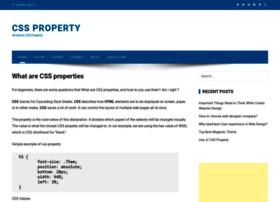 cssproperty.com