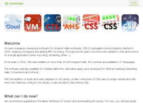 csssounds.com
