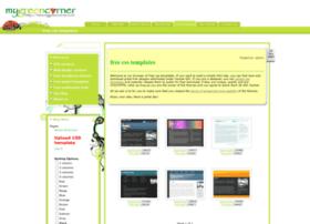 csstemplates.mygreencorner.com