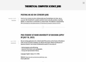 cstheory-jobs.org