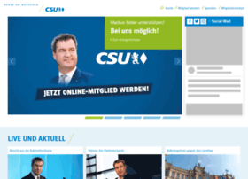 csu-portal.de
