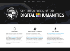 csudigitalhumanities.org