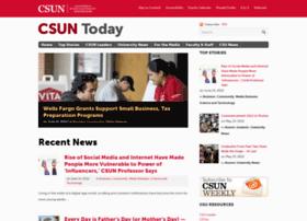 csunshinetoday.csun.edu