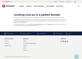 csvshop.com.au