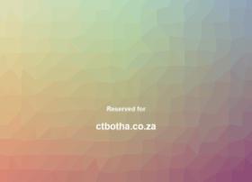 ctbotha.co.za