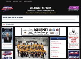 cthockeyleague.com