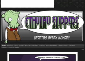 cthulhuslippers.com