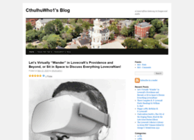 cthulhuwho1.com