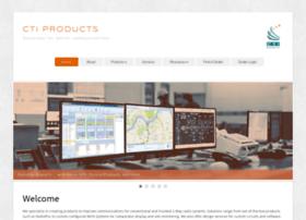 ctiproducts.com