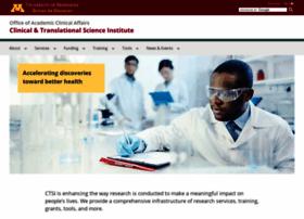 ctsi.umn.edu