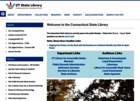 ctstatelibrary.org