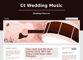 ctweddingmusic.com