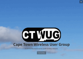 ctwug.za.net