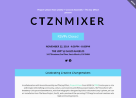 ctznmixer.splashthat.com