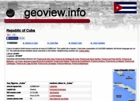 cu.geoview.info