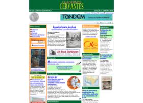 cuadernoscervantes.com