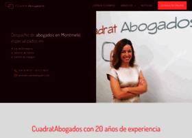 cuadratabogados.com