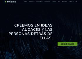 cuadrio.com