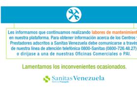 cuadromedico.sanitasvenezuelaemp.com