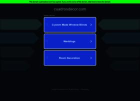 cuadrosdecor.com