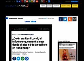 cuantarazon.com