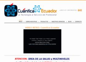 cuanticaecuador.com