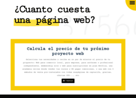 cuantocuestaunaweb.com