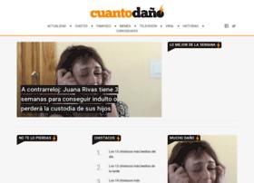cuantodanio.es