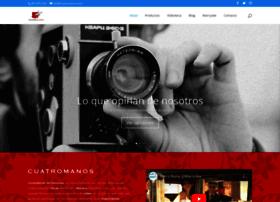 cuatromanos.com