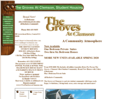 cuatthegrovesclemson.com