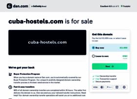 cuba-hostels.com