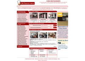 cuba-restaurants-guide.com