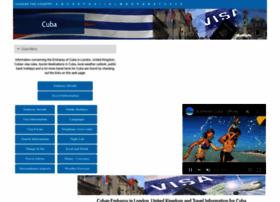cuba.embassyhomepage.com