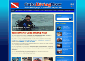 cubadivingnow.com