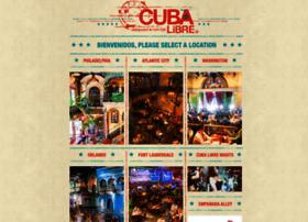 cubalibrerestaurant.com