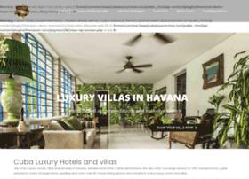 cubaluxuryhotels.com