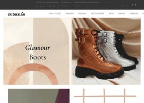 cubanas-shoes.com