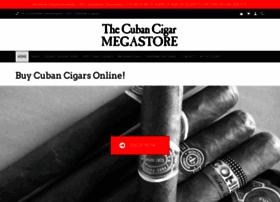 cubancigarmegastore.com