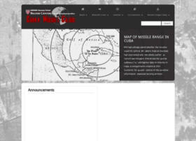 cubanmissilecrisis.org