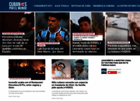 cubanosporelmundo.com