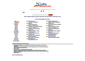 cubawebdirectory.com