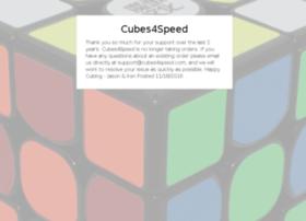 cubes4speed.com